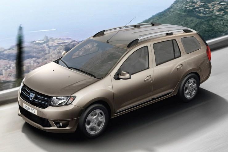 dacia-logan-mcv-2015 Auto economiche a meno di 10.500 euro