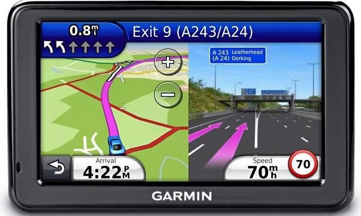 Garmin-nüvi-2595LMT-Europe I Migliori navigatori satellitari secondo le recensioni degli utenti di Amazon