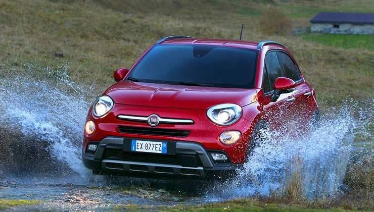 fiat-500x-suv-2015 Fiat e Jeep: SUV e Crossover 2017