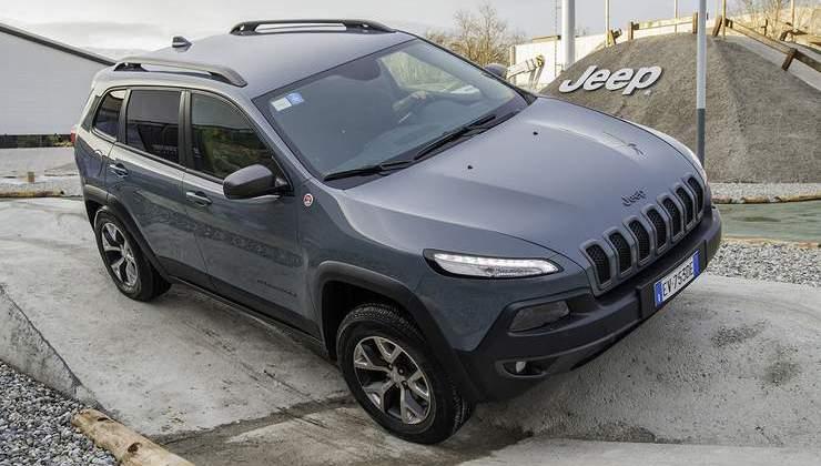 jeep-suv-2015-cherokee Fiat e Jeep: SUV e Crossover 2017
