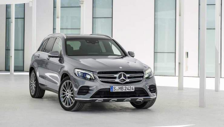 Mercedes-Benz_GLC421 Suv Crossover Mercedes 2016: nuova gamma GLA, GLC, GLE
