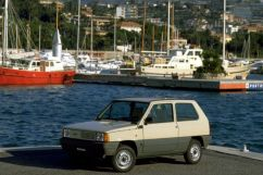 1-3-653 Storia della Fiat Panda dal 1980 al 2016, principali versioni dell'utilitaria