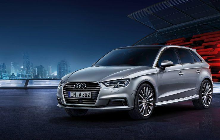 Audi-A3-e-tron-2436x1552 Auto Ibride: Modelli in Commercio nel 2017 con Prezzi e Foto