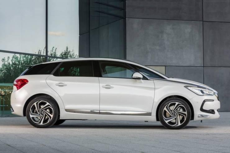 DS5-Hybrid4x4 Auto Ibride: Modelli in Commercio nel 2017 con Prezzi e Foto