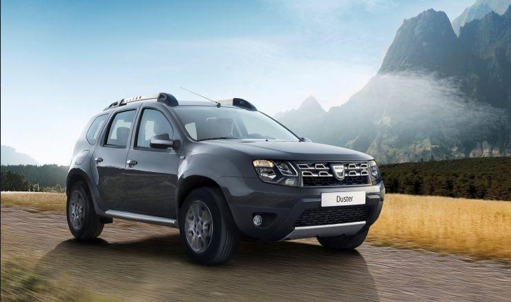 dacia-duster-2016 SUV compatti a GPL economici
