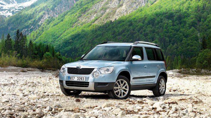 skoda-yeti-2016 SUV Economici: Nuovi Modelli sotto i 20.000 Euro