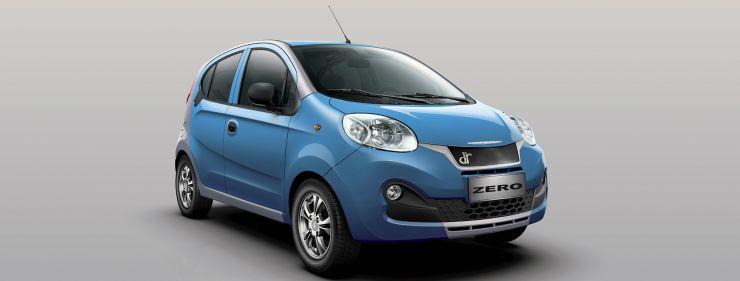 Dr-zero-fronte Auto economiche a meno di 10.500 euro