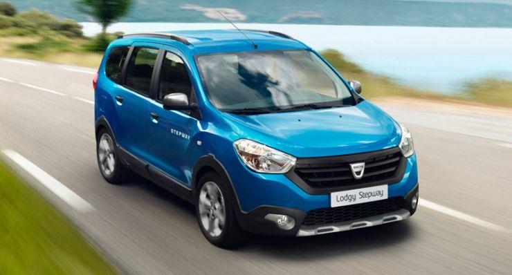 dacia-lodgy-stepway-2017 Auto economiche a meno di 10.500 euro