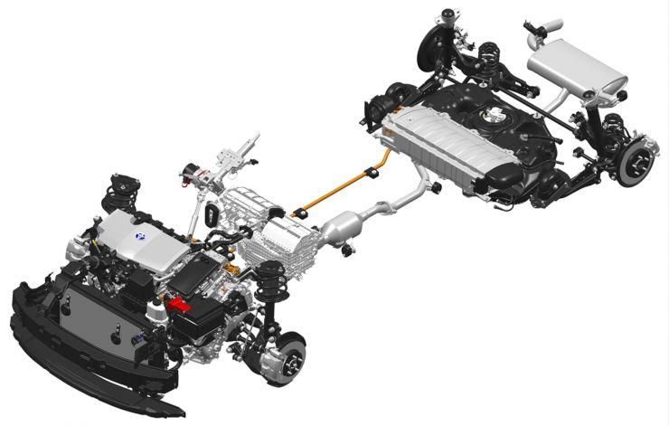prius-tec-28-hybrid-system Come Funziona un'Auto Ibrida