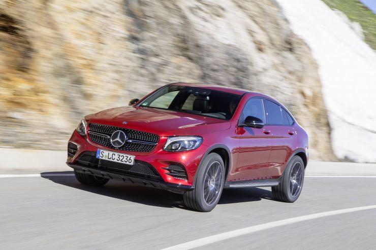 GLC_350d_Coupe_hyacinthred_Torino_2016__7 Mercedes-Benz: SUV e Crossover 2017