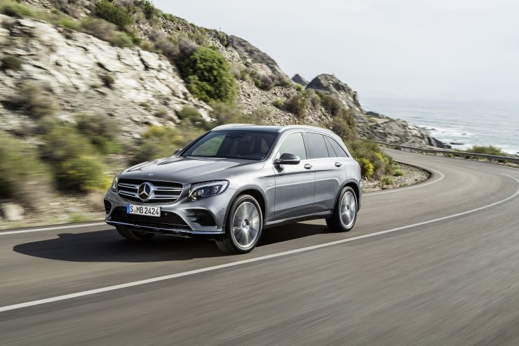 Mercedes-Benz_GLC88 Mercedes-Benz: SUV e Crossover 2017