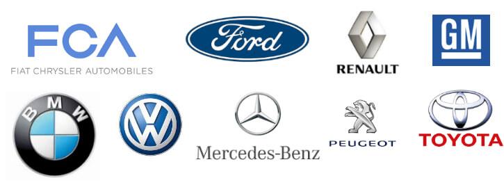 gruppi-automobilistici1 Gruppi Automobilistici: quali sono i più grandi del Mondo