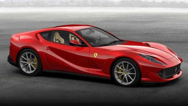 ferrari-superfast-812 Ferrari, il mito compie 70 anni e diventa alla portata di tutti