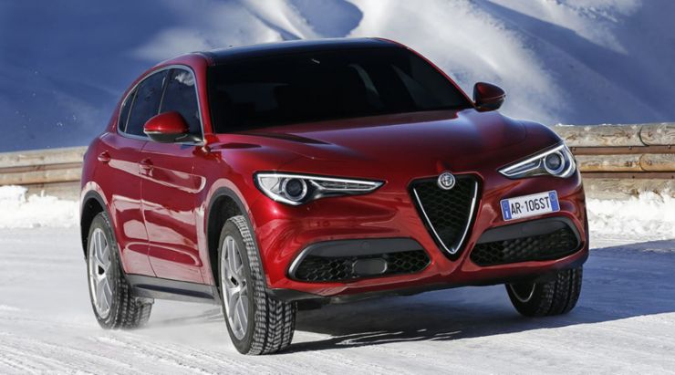 Alfa Romeo Stelvio: il nuovo SUV Alfa Romeo