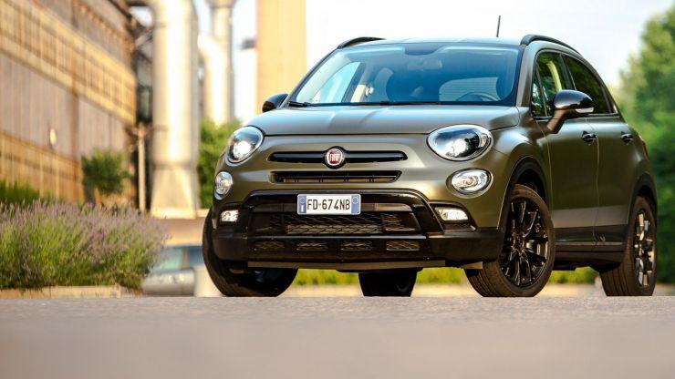 fiat-500x-s-design-caratteristiche Fiat 500X S-Design: l'edizione speciale della 500 di alta gamma Fiat