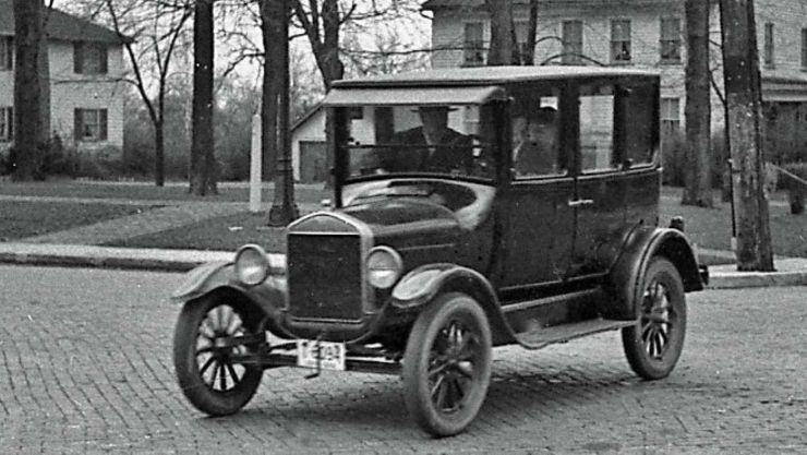 Ford-Model-T Le 10 auto più vendute al mondo di sempre (2019)
