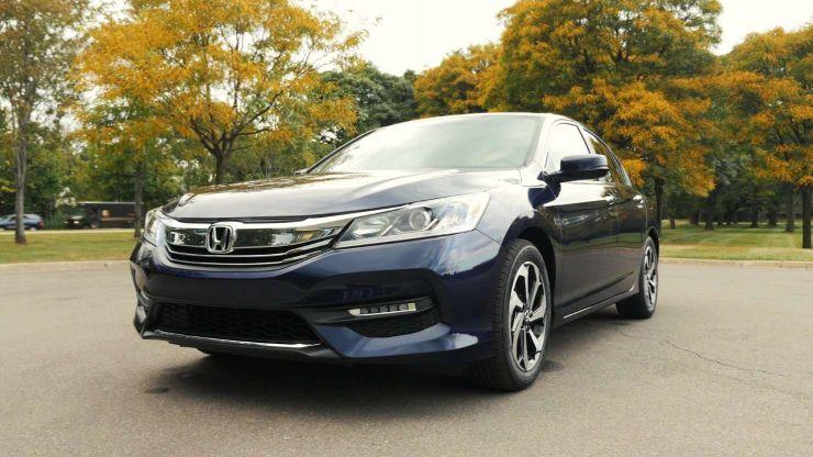 Honda-Accord Le 10 auto più vendute al mondo di sempre (2019)