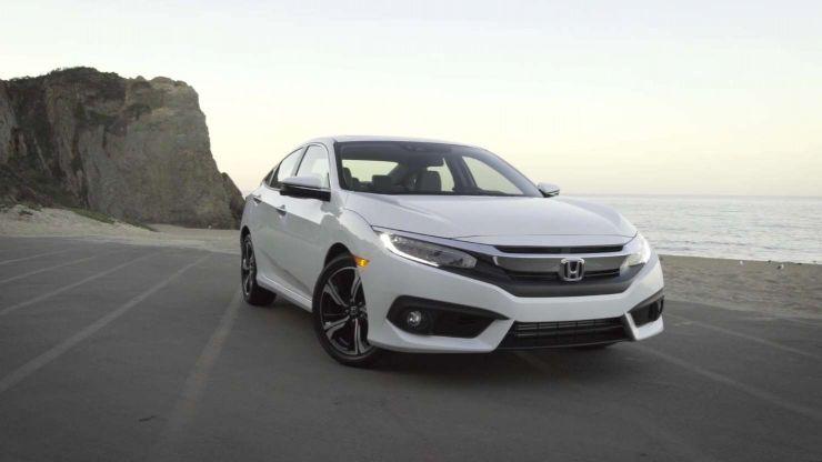Honda-Civic Le 10 auto più vendute al mondo di sempre (2019)