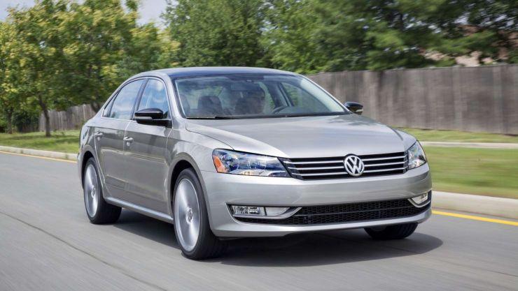 Volkswagen-Passat Le 10 auto più vendute al mondo di sempre (2019)