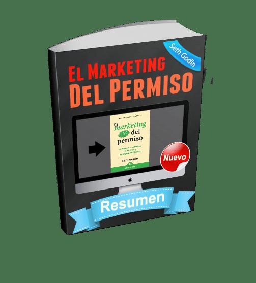 El marketing del permiso en PDF