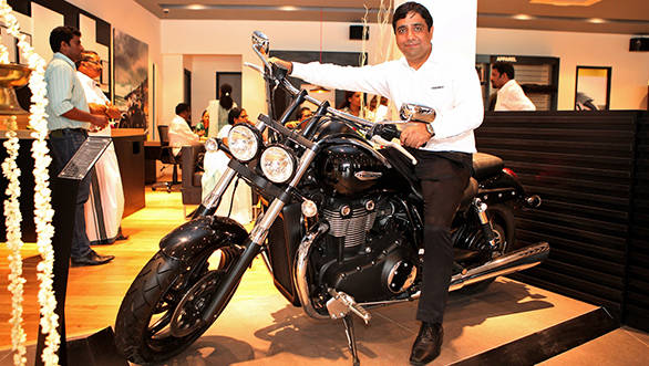 Union Budget 2017-Vimal-Sumbly-MD-Triumph-Motorcycles