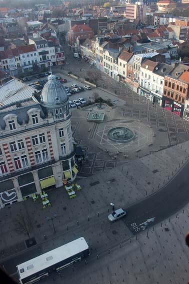 Vue imprenable sur Tourcoing...