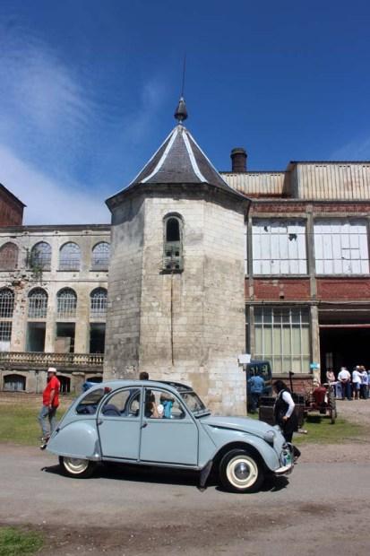 La filature d'Auchy-Les-Hesdin