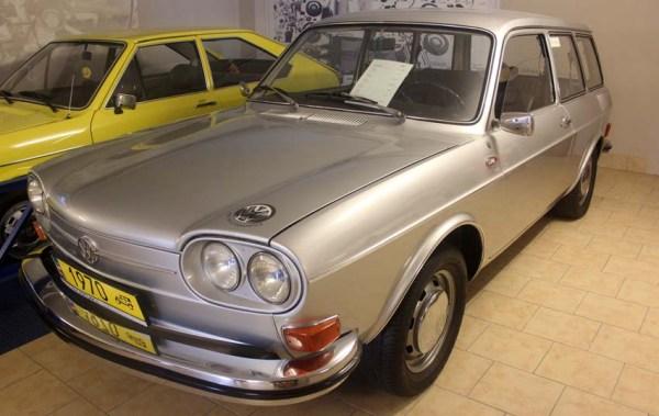 Une 411E de 1970.