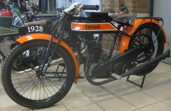 THOMANN 250 (1928)