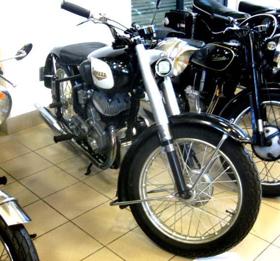 SAROLEA 650 (1948)