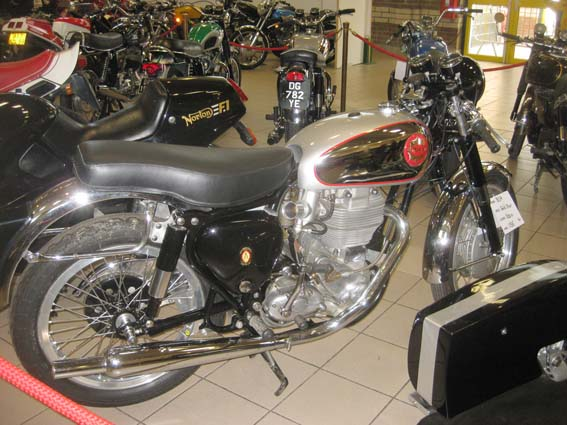 BSA Gold Star 500 (1956)