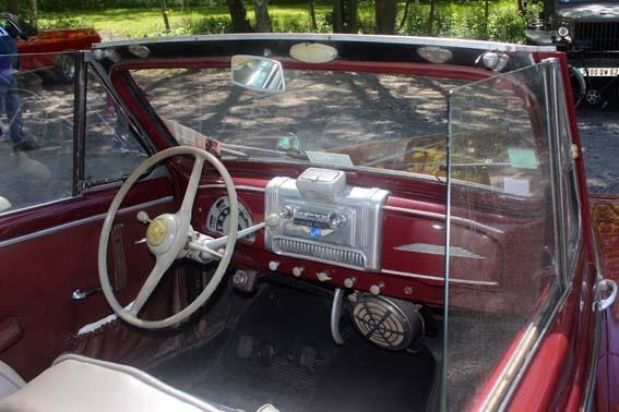 L'auto radio qui a tapé dans l'œil de Bernard DEB...