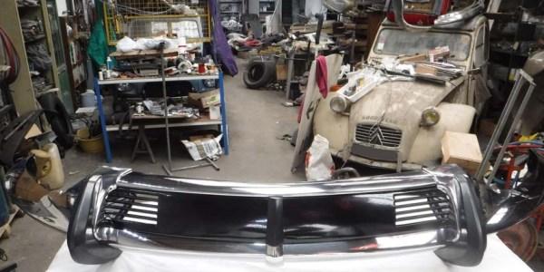 ...Ah, visiblement, un second chantier attend notre virtuose Es-Citroën... ...De beaux articles en perspective ?