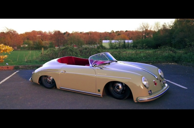 porsche 356 speedster replica auto revolution. Black Bedroom Furniture Sets. Home Design Ideas