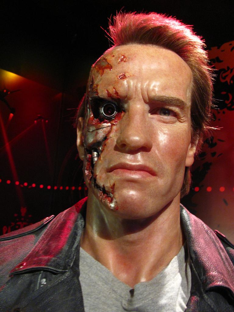 Haz como Arnold