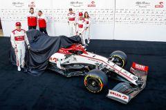 F1 Alf aRomeo Racing ORLEN
