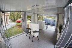 OffroadTest 2019 Renault Master Mobilny Salon