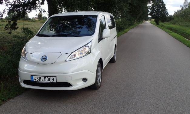 Nissan e-N200 Evalia – Dlaczego tak drogo?