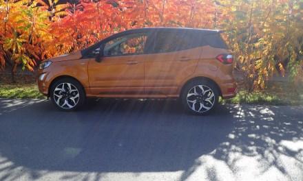 Ford EcoSport – Pozory mylą