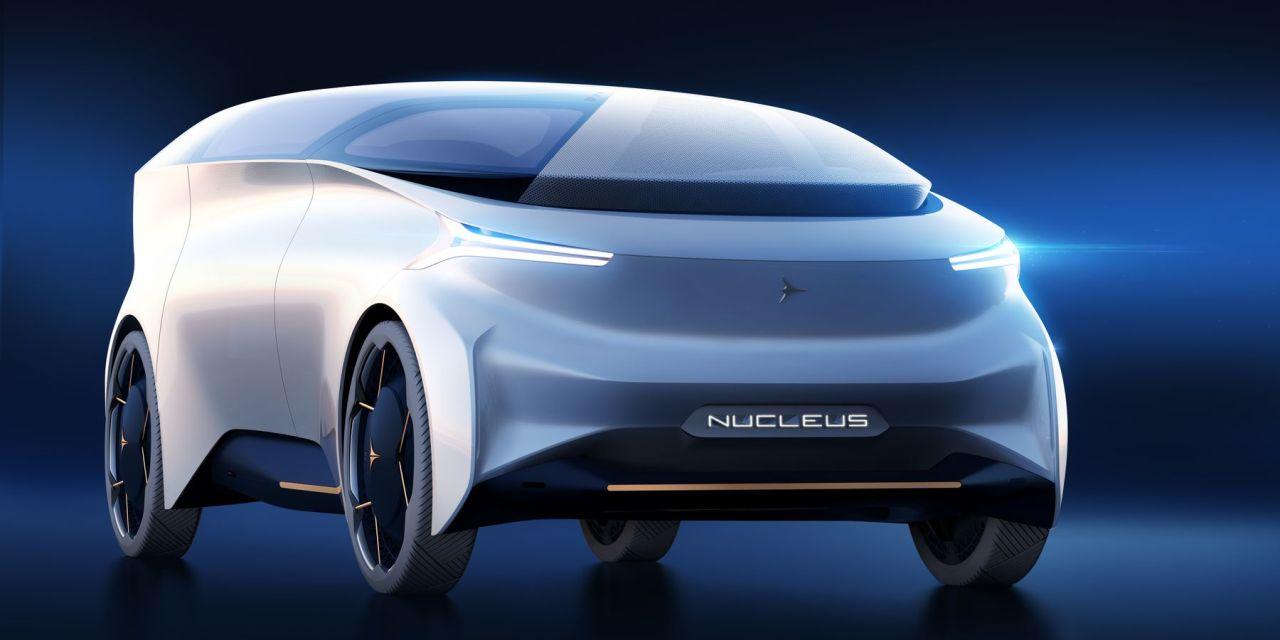 Icona Nucleus – Przyszłość w jednej bryle