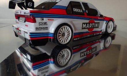 Wyścigowe Martini