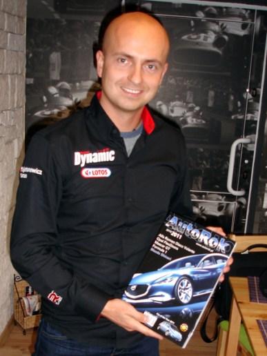 Kajetan Kajetanowicz - Rajdowy Samochodowym Mistrz Polski 2010