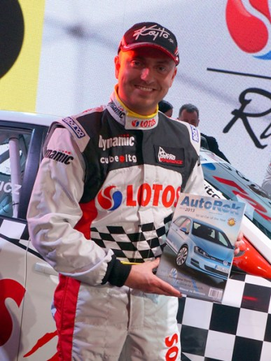 Kajetan Kajetanowicz, Lotos Rally Team, kilkukrotny rajdowy mistrz Polski