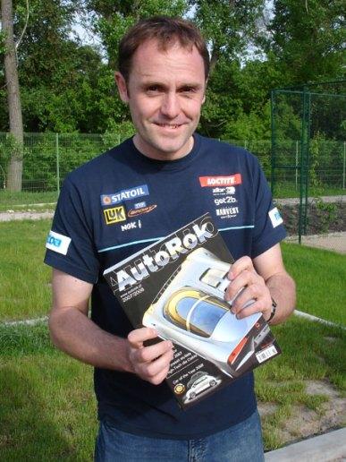 Tomasz Kuchar - kierowca rajdowy