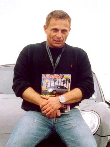 Leszek Kuzaj - Mistrz Polski RSMP