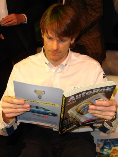 Marcus Gronholm - WRC