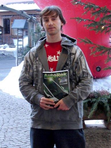 Michał Ligocki - olimpijczyk, snowboardzista freestyle