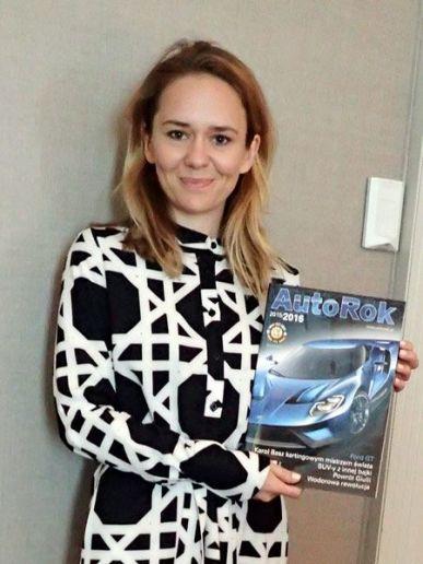 Zuzanna Wachowiak. Projektantka, współwłaścicielka marki Bizuu