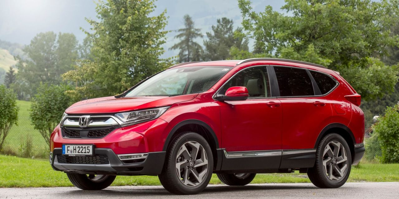 Honda CR-V: Modelowe rozwinięcie