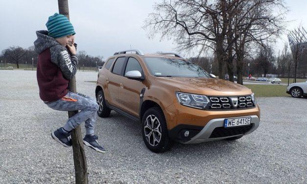 Dacia Duster – Gra w kolory